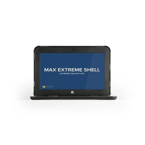 """MAX Extreme Shell for HP 11"""" Chromebook G5 EE Clamshell"""