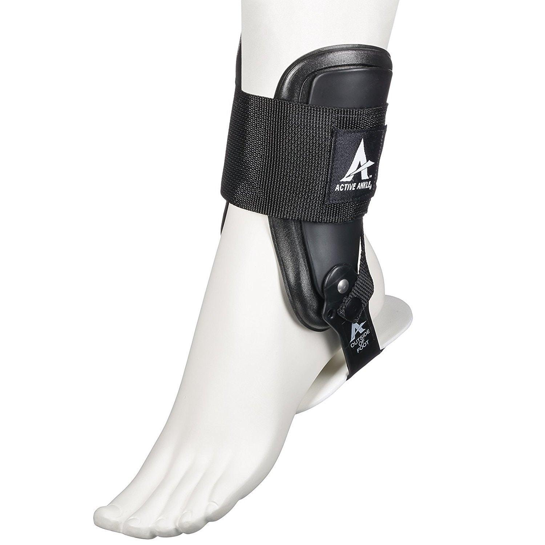 Cramer Active Ankle T2 Ankle Brace Stabilizer Sprain Prot...
