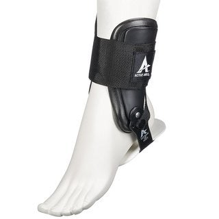 Cramer Active Ankle T2 Ankle Brace Stabilizer Sprain Protection Small