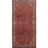 ecarpetgallery Hosseinabad Brown Wool Rug (5'0 x 10'0)