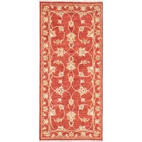 ecarpetgallery Chubi Collection Red Wool Rug