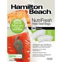 Hamilton Beach® NutriFresh™ Heat-Seal Bags