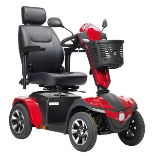 Drive Medical Panther 4-Wheel Heavy Duty Scooter (2 options available)