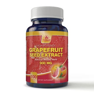 Totally Products Grapefruit Seed Extract 900mg (100 Capsules)