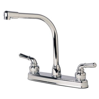 Builders Shoppe 1200 RV/Motorhome Replacement High Rise Swivel Kitchen Faucet (3 options available)