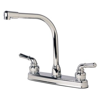 Builders Shoppe 1200 RV/Motorhome Replacement High Rise Swivel Kitchen Faucet