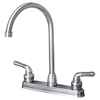 Link to Builders Shoppe 1201 RV/ Mobile Home Replacement High Arc Swivel Kitchen Faucet Similar Items in Faucets