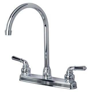 Builders Shoppe 1201 RV/ Mobile Home Replacement High Arc Swivel Kitchen Faucet