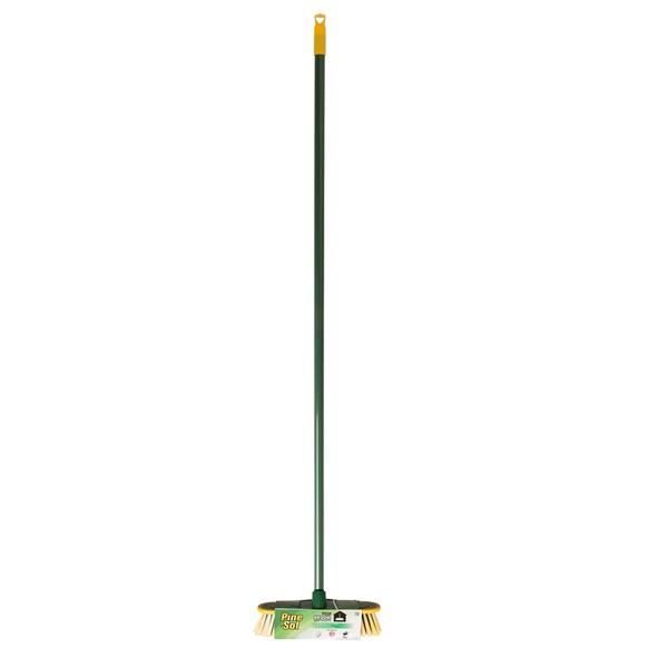 Pine-Sol Push Broom