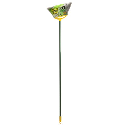Pine-Sol Deluxe Indoor Angle Broom