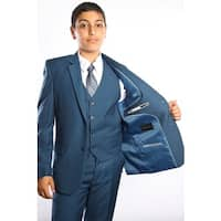 Tazio Boy's 5 Piece Suit