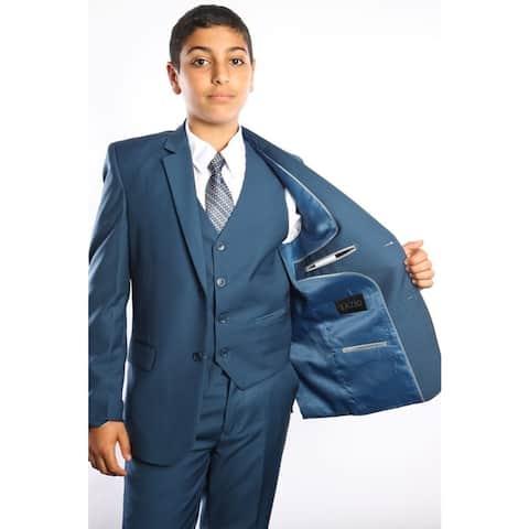 Tazio Boy's 5 Piece Suit