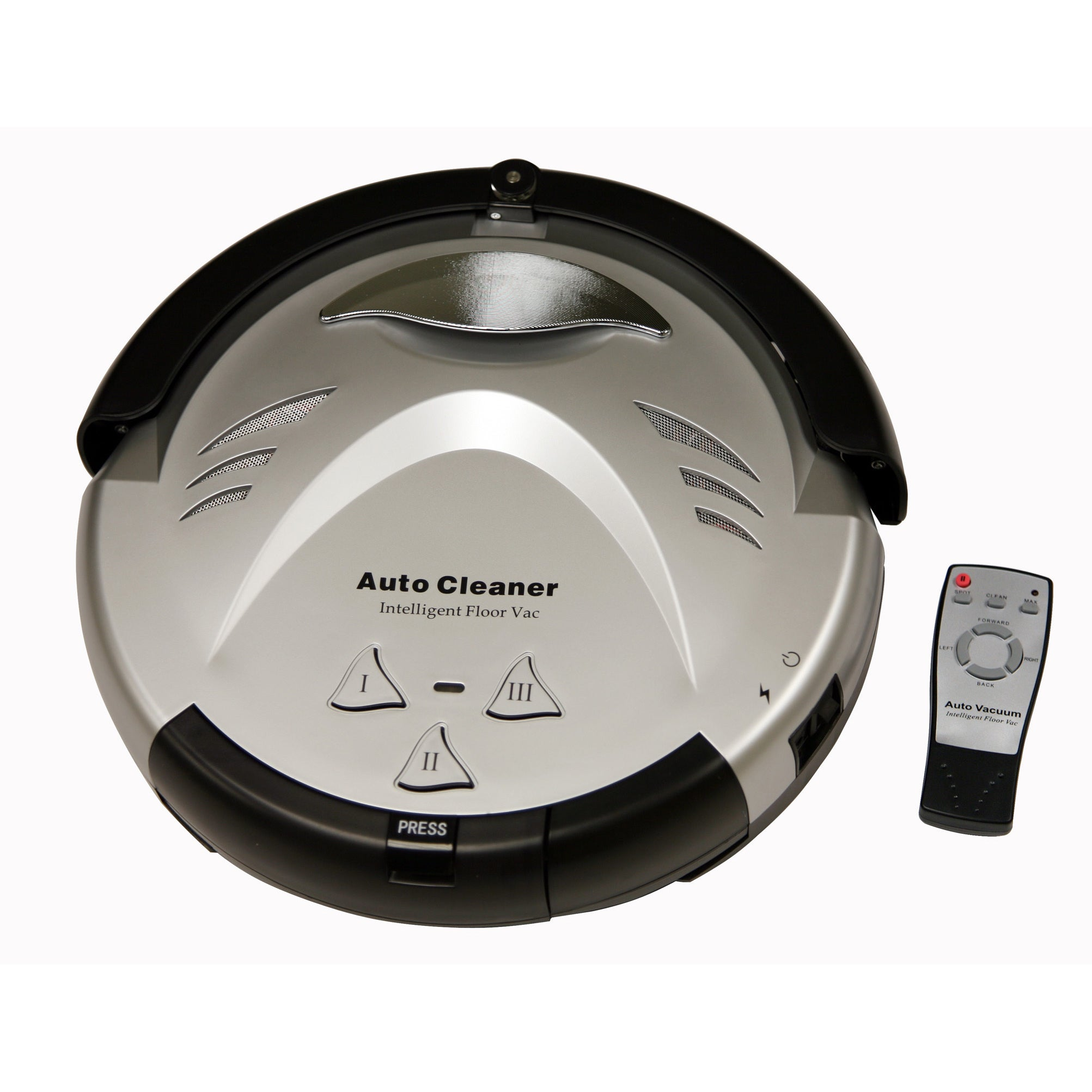 iTouchless Updated Robotic Vacuum Cleaner, Strong Suction...