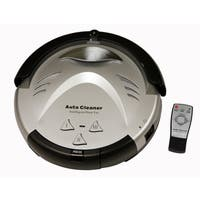 iTouchless Updated Robotic Vacuum Cleaner, Strong Suction, Pet Fur Cleaner - Long Lasting Battery - 3 Cleaning Modes