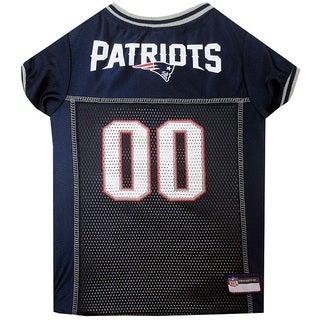 New England Patriots Dog Jersey