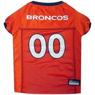Denver Broncos Dog Jersey