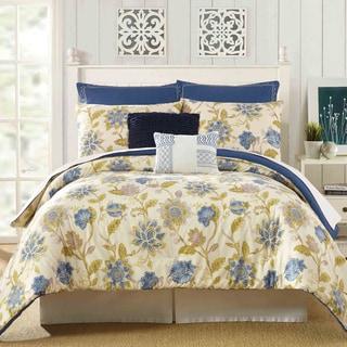 Presidio Square Monterey Cotton 7-piece Comforter Set