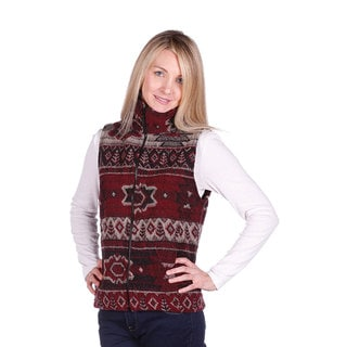 Mazmania Looped Wool Napa Vest