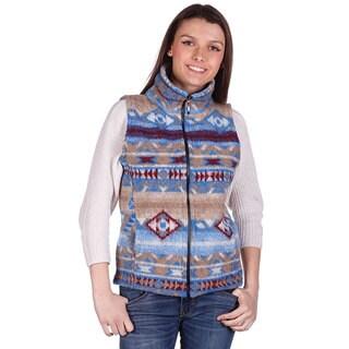 Mazmania Looped Wool Salinas Vest