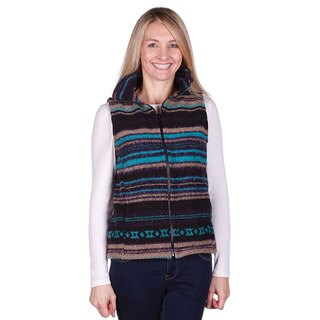 Mazmania Looped Wool Mexicali Vest
