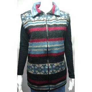 Mazmania Looped Wool San Pablo Vest