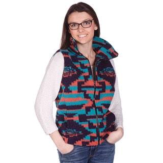 Mazmania Looped Wool Modesto Vest