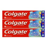 Colgate Kids Cavity Protection 2.7-ounce Toothpaste Bubble Fruit (Pack of 3)