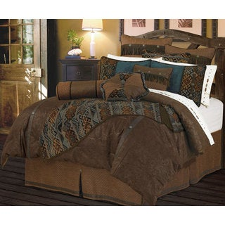 HiEnd Accents Del Rio Comforter Set (4 options available)