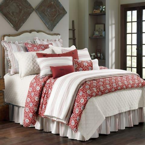 HiEnd Accents 5-Piece Bandera Comforter Set