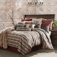 HiEnd Accents 4-Piece Silverado Comforter Set