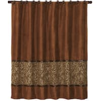 HiEnd Accents Highland Lodge Shower Curtain