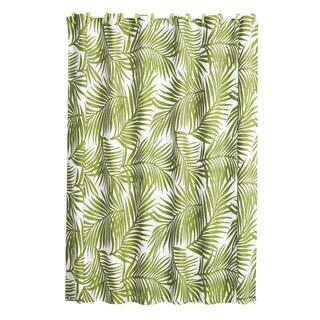 HiEnd Accents 72-inch x 72-inch Fern Shower Curtain