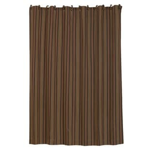 HiEnd Accents Wilderness Ridge Shower Curtain 72 X 72