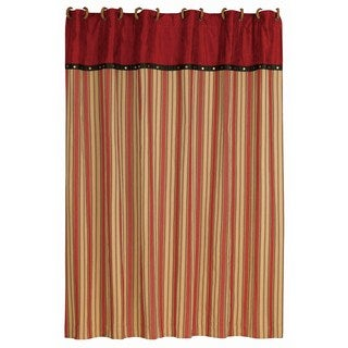 HiEnd Accents Rock Canyon Shower Curtain