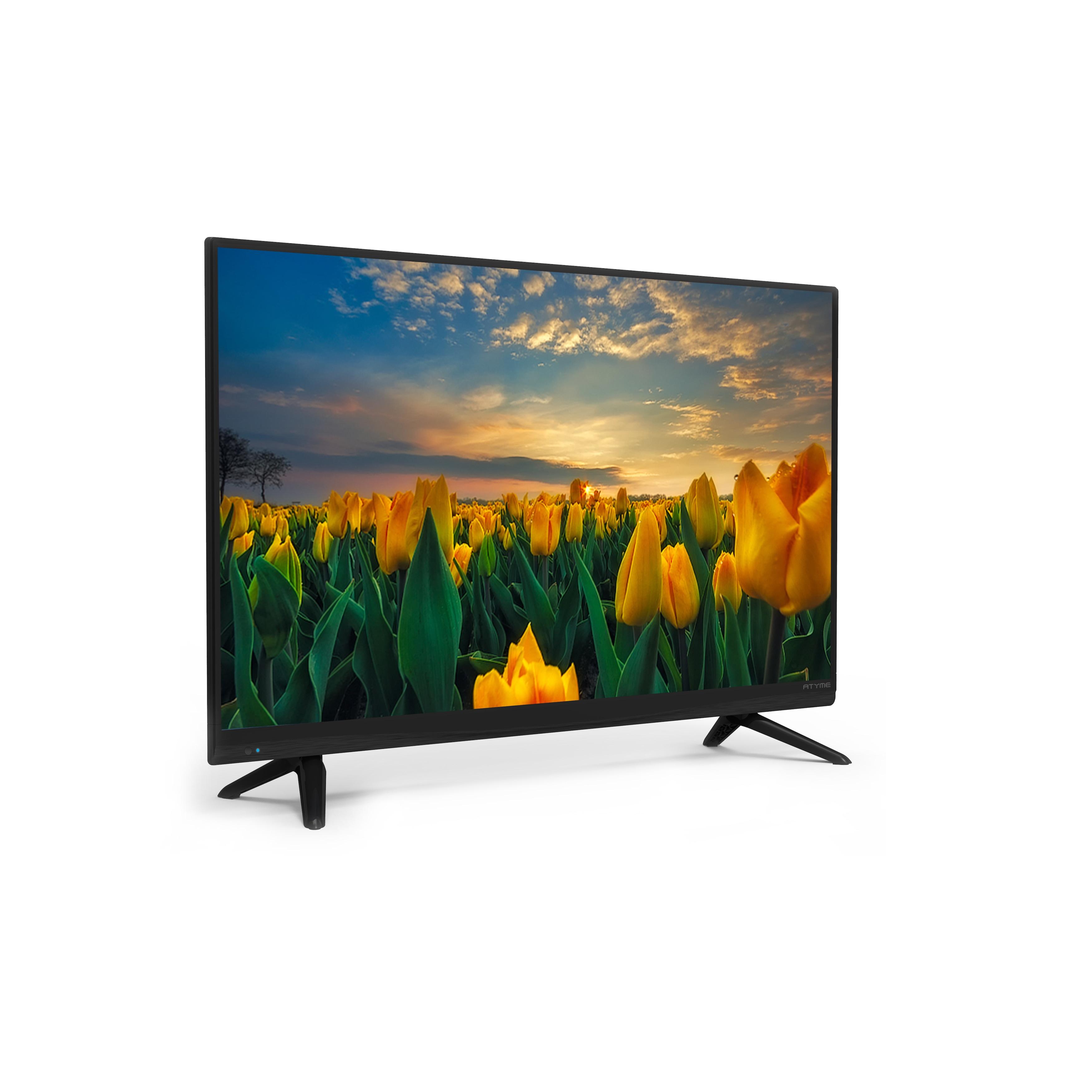 Atyme 32-inch Class 720P 60HZ LED Black TV/DVD Combo (Bla...