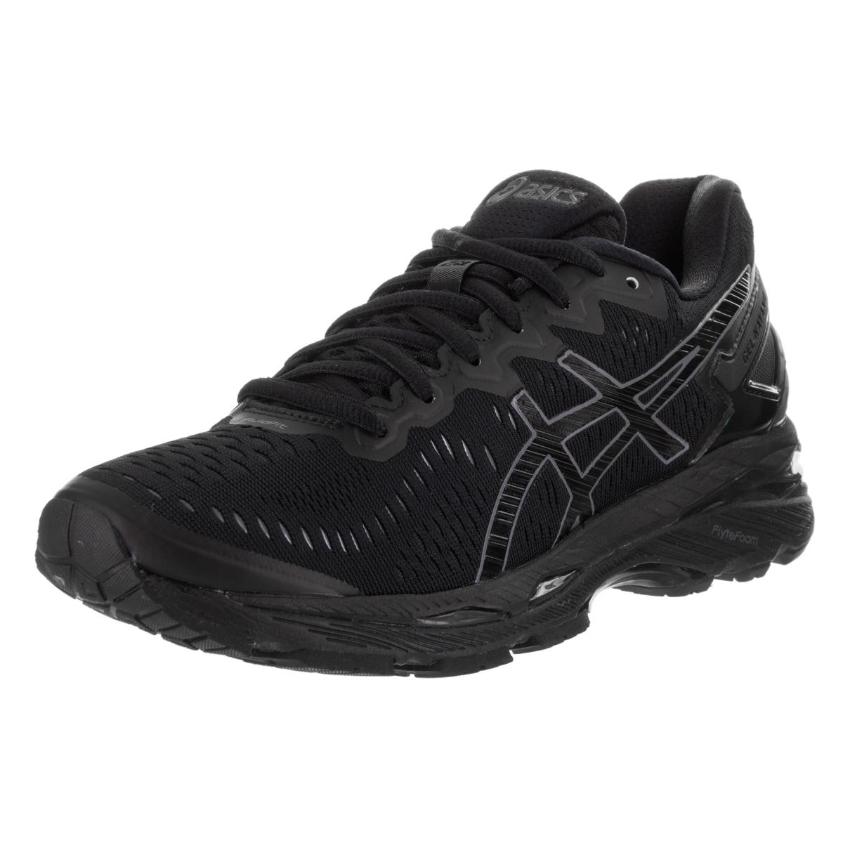 womens black asics shoes