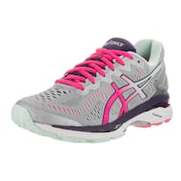 Asics Women's Gel-Kayano 23 Silver Running Shoes
