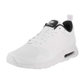 Nike Men's Air Max Tavas White Synthetic Leather Running Shoes
