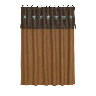 HiEnd Accents Laredo Shower Curtain