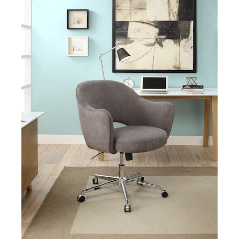 Carson Carrington Tananger Dovetail Grey Office Chair