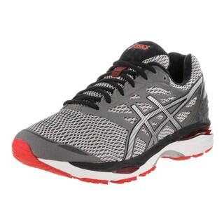 Asics Men's Gel-Cumulus 18 Carbon/Silver Grey Running Shoe