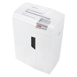 HSM shredstar X14 Cross-Cut Shredder; shreds up to 14 sheets; 6.1-gallon capacity