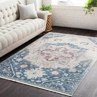 Vintage Persian Traditional Blue-(2' x 3')
