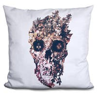 Ali Gulec 'Metamorphosis' Throw Pillow