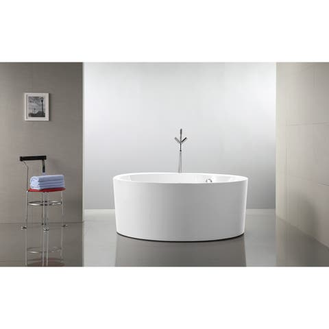Under 60 Inches Bathtubs Find Great Home Improvement Deals