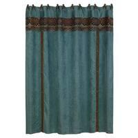 HiEnd Accents Del Rio 72x72 Shower Curtain