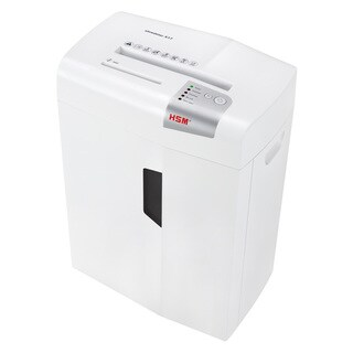 HSM shredstar X17 Cross-Cut Shredder; shreds up to 17 sheets; 6.9-gallon capacity