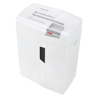 HSM shredstar S25 Strip-Cut Shredder; shreds up to 25 sheets; 6.9-gallon capacity