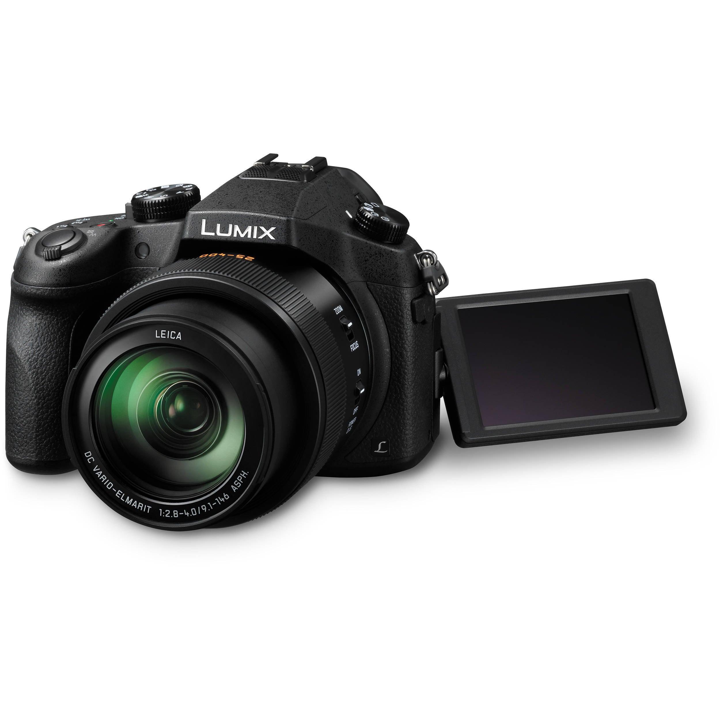 Paasonic Panasonic Lumix DMC-FZ1000 Digital Camera (Panas...