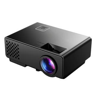 LCD Video Projector Home Projector with Mini Portable Design 1080P Full HD for Home Cinema Theater|https://ak1.ostkcdn.com/images/products/15925307/P22327191.jpg?impolicy=medium